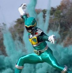 power rangers dino charge green ranger - Google Search