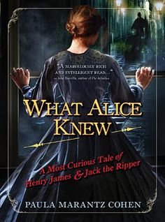 Another incredibly good historical mystery with a cast of Henry James, Alice James, William James, Oscar Wilde, John Singer Sargent, Walter Sickert and other noted Victorian wheelers and dealers. Don't miss it.