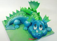 https://flic.kr/p/cVefK5   CREATIVE CAKE ART KIDS CAKES dinosaur cake 3003503040