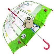 Cute Charlie and Lola umbrella.