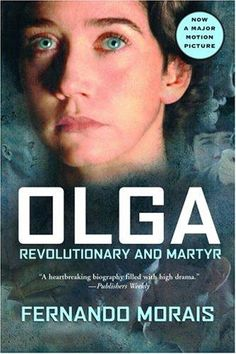 It's a great real history wich tells the life of a Brazilian man married to a German woman who was send back to the hands of Hitler by a Brazilian president  during the second world war . The book is a love story between this couple that knew each other during their training by The Russian Red Army.