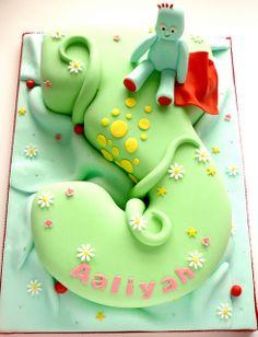 In the Night Garden themed cake from Swirls Bakery Nottingham   Flickr - Photo Sharing!