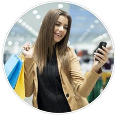 Find Cheerful Female Shopper Reading Text On stock images in HD and millions of other royalty-free stock photos, illustrations and vectors in the Shutterstock collection. Thousands of new, high-quality pictures added every day. Romantic Words, Miss You Too, Mobile Marketing, Online Marketing, True Feelings, New Relationships, Text Me, Some Words, New Life