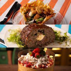 ¡3 Pasos para recibir a tu Familia! Vas a quedar como un GRAN chef 😏 Tasty, Yummy Food, Yams, Food Photo, Food For Thought, Food Videos, Food To Make, Delish, Deserts