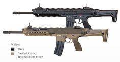 The Heckler & Koch at EnforceTac 2017 - Heckler & Koch, Assault Weapon, Assault Rifle, Battle Rifle, Submachine Gun, Custom Guns, Military Weapons, Military Art, Cool Guns