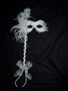 Phantom: Meg's mask