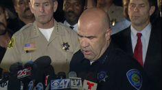 Verdachte San Bernardino liep boos weg van bedrijfsfeest   NOS