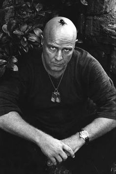 Marlon as Colonel Walter E. Kurtz in Apocalypse Now.