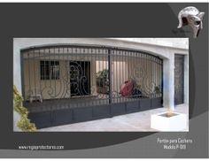 Regio Protectores: Catálogo de Portones Residenciales