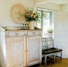 velas en una casa de campo del siglo XVIII... es vuestro estilo?