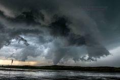 Tornado near Canadian Texas. May 27th 2015.Valentina Abinanti