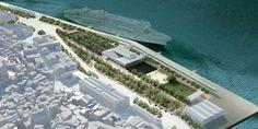 Lisbon Cruise Terminal / Carrilho da Graça Architects
