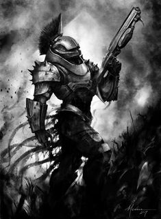 in all his glory. May he Rest In Peace. (:Tap The LINK NOW:) We provide the best essential unique equipment and gear for active duty American patriotic military branches, well strategic selected.We love tactical American gear Destiny Bungie, Destiny Game, My Destiny, Fantasy Warrior, Sci Fi Fantasy, Armor Concept, Concept Art, Saint 14, Titan Armor