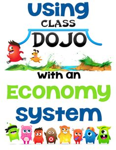 Using Class Dojo with a Classroom Economy System #behavior #classroommanagement