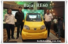 Bajaj RE60 Road Test