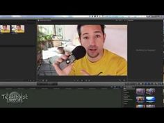 Final Cut Pro X Tutorial: How To Sync External Audio Automatically