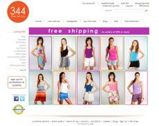344    Retail Fashion - E Commerce
