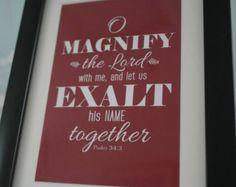 Framed Bible Verse 1 John 4:4 You dear by inspirationalmemory