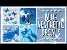 bloxburg aesthetic codes roblox decals pastel wallpapers bedroom decal theme