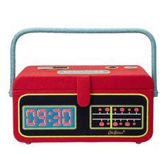 Alarm Radio Sewing Basket | Under £50 | CathKidston