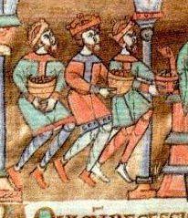 Złoty Kodeks Pułtuski, XIth c.