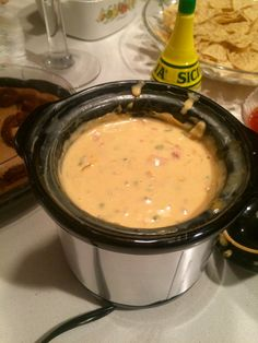 This classic queso recipe is an instant crowd-pleaser, and has been in the family for generations.
