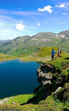 Kelchsau - Foto: Norbert Eisele-Hein Golf Courses, Mountains, Nature, Travel, Road Trip Destinations, Naturaleza, Viajes, Traveling, Natural
