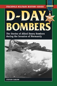 D-DAY BOMBERS by Stephen Darlow -- In this vivid and dramatic look at World War II in the air, eight different aircrews--three American and five British--tell eye-opening and heart-racing stories of operations before, during, and after D-Day. These bombing missions helped pave the way for the success of the Allies' invasion of Normandy, disrupting German transportation, destroying various installations, and spreading fear and panic.