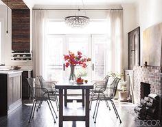 Modern Organic living room style