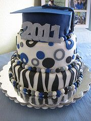 This was the idea for KEvin's graduation party cake and it turned out awesome!