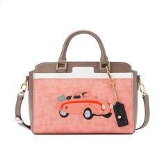 a49b8a7218 Cupcake  1958 Bubble Coupe Tote Bag BC4XB2250