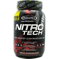 MuscleTech Performance Series Nitro-Tech
