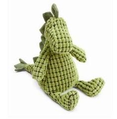 This is one cute dinosaur plush!  http://www.dinopit.com