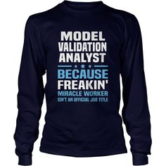 Model Validation Analyst #gift #ideas #Popular #Everything #Videos #Shop #Animals #pets #Architecture #Art #Cars #motorcycles #Celebrities #DIY #crafts #Design #Education #Entertainment #Food #drink #Gardening #Geek #Hair #beauty #Health #fitness #History #Holidays #events #Home decor #Humor #Illustrations #posters #Kids #parenting #Men #Outdoors #Photography #Products #Quotes #Science #nature #Sports #Tattoos #Technology #Travel #Weddings #Women