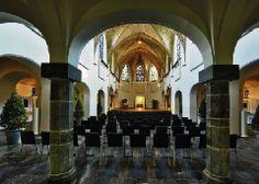 Concertpodium Dominicanenkapel in Venlo. Van kamermuziek tot symfonische muziek en van oude muziek tot wereldmuziek.