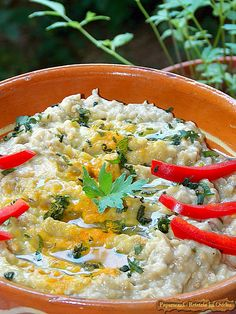 Salata de vinete cu iaurt si usturoi (2)