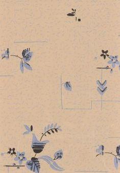Wallpaper, 'Kaneli' on aito malli 1930-luvulta