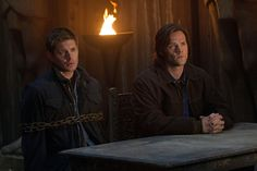 Oh snap, looks like brothers Sam and Dean Winchester will be getting some help in the upcoming season of 'Supernatural,' and, from the looks of things, they could use some! Amanda Tapping will join the cast as recurring role Naomi, and 'M*A*S*H' vet Mike Farrell will make a guest star appearance in episode 8 as Fred Jones.    Catch Amanda and Mike in the upcoming 8th season of 'Supernatural' Wednesday, October 3rd at 9/8c on The CW.