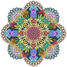 ‎Star Coloring Pages by Number Star Coloring Pages, Coloring Pages For Grown Ups, Coloring Apps, Mandala Coloring Pages, Coloring Books, Coloring Stuff, Mandala Art, Mandala Drawing, Mandala Painting