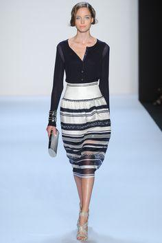 Badgley Mischka Spring 2014 Ready-to-Wear Collection Photos - Vogue