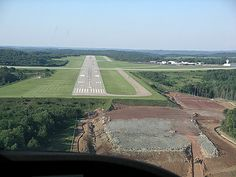 Panoramio - Photo of Final Approach - Parkersburg, WV