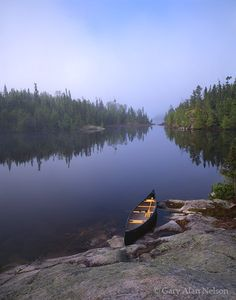 Seagull Lake Boundary Waters Minnesota