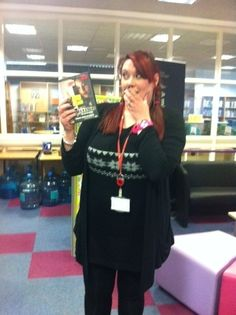 A selection of our spooky titles in the LRC...