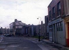 Upper Camden Street in the Bleeding Horse is at the end of this row. Camden Street, Dublin Street, Dublin City, Ireland Pictures, Old Pictures, Old Photos, Vintage London, Dublin Ireland, Historical Photos