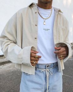 mentions J'aime, 79 commentaires - Streetwear Moda Streetwear, Streetwear Fashion, Streetwear Clothing, Stylish Mens Outfits, Casual Outfits, Trendy Outfits For Guys, Simple Outfits, Indie Rock Outfits, Summer Outfits Men
