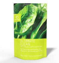 Ultimate Clean Fibre - Daily high fibre probiotic formula - Bodyism