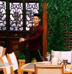 Magnus in episode 2x08