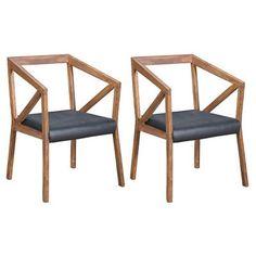 Hayden Dining Chair, Pair by One Kings Lane $849