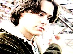 """Jared Leto as Jordan Catalano in My So-Called Life. I don't know why, but this GIF just KILLS me. """"You're killing me, killing me. All I wanted was youuuuuuuu."""""""