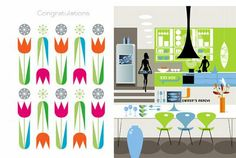 print & pattern: bo lundberg